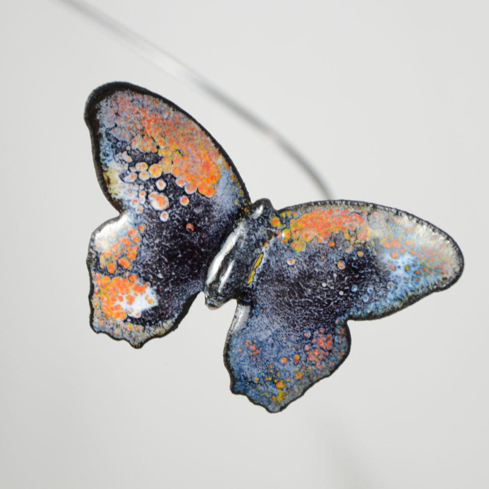 emBARK Sculptures - Blue Butterflies - Christie Hackler -1024x962