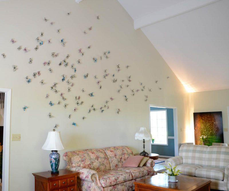 emBARK Butterfly - Kaleidoscope install 1 - Christie Hackler
